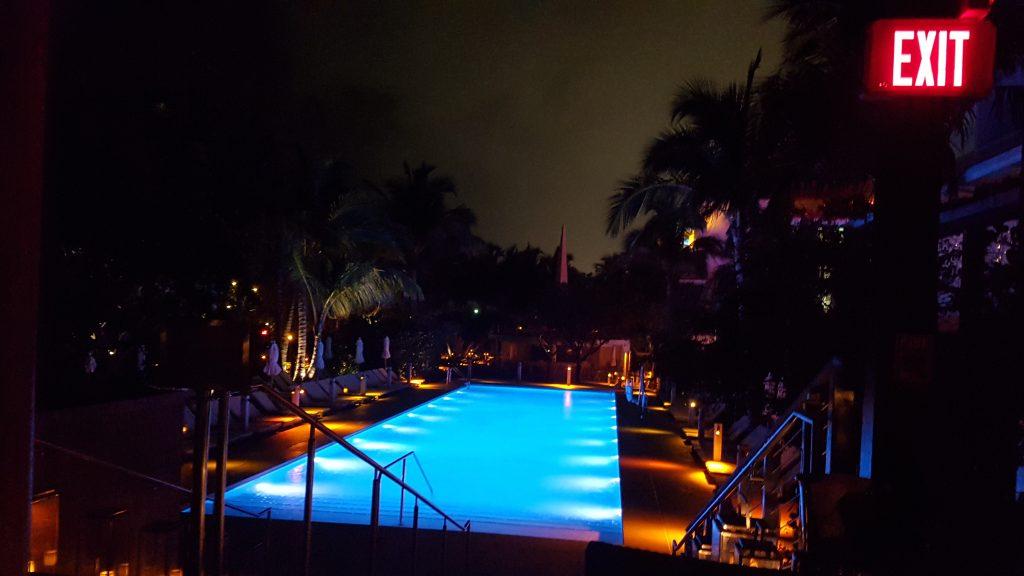 Miami Beach Edition Hotel pool