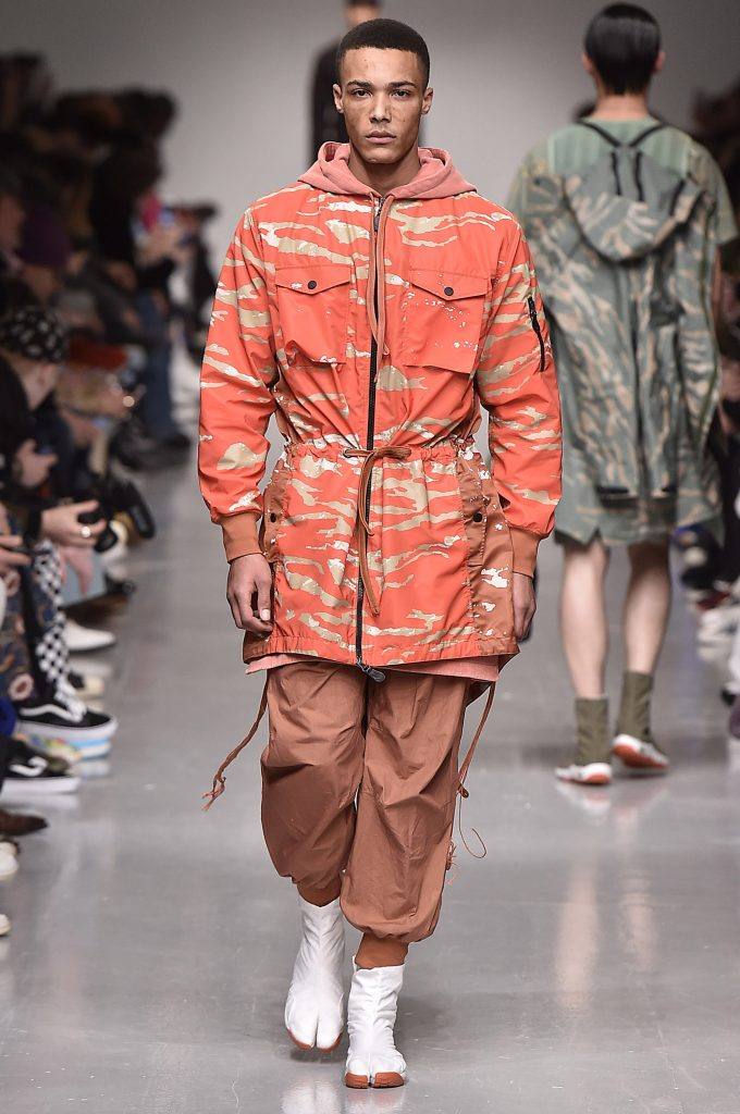 Maharishi Fall Winter 2017 London Menswear Fashion Week