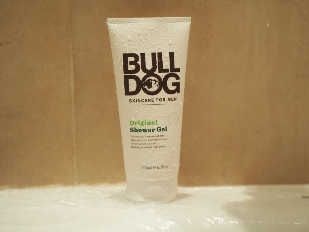 Bull Dog original Shower Gel