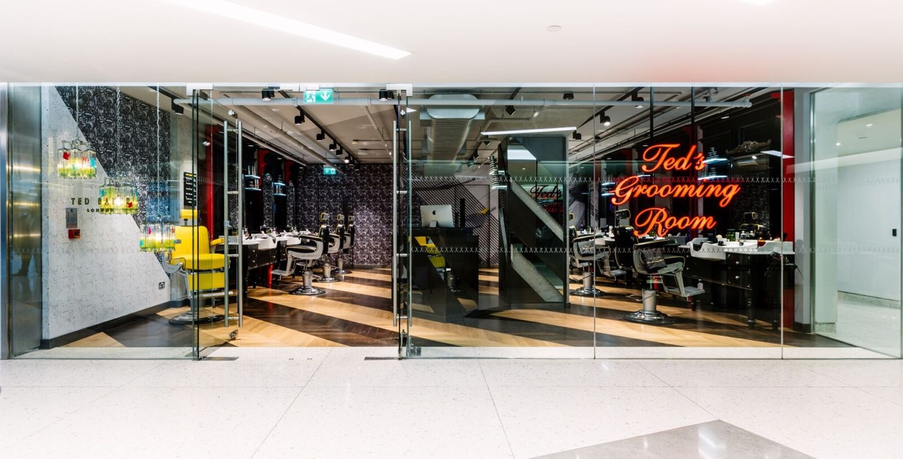 A Cut Above The Rest At Teds Grooming Room Canary Wharf Maketh