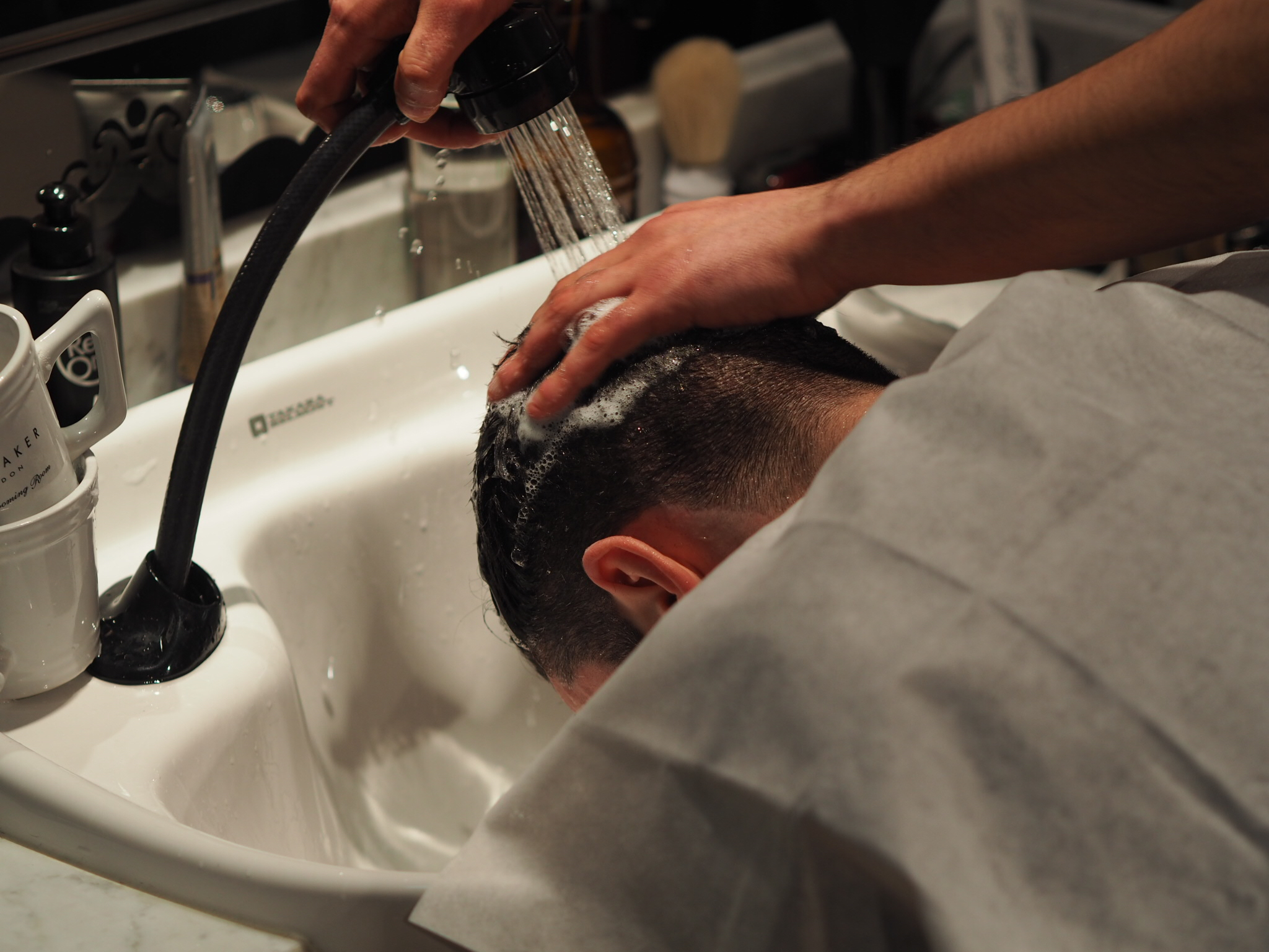 A Cut Above The Rest At Teds Grooming Room Canary Wharf