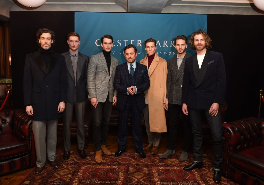 maketh-the-man-LFWM-chester-barrie-AW17-model-collection