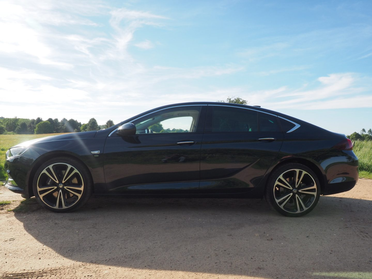 Behind The Wheel Of Vauxhall Insignia Grand Sport Maketh Sports Car In My Own View This Feels Like Tough Guy Horse Power You Would Expect From A Jaguar Xf Combined With Delicate Luxuries An Class But Without