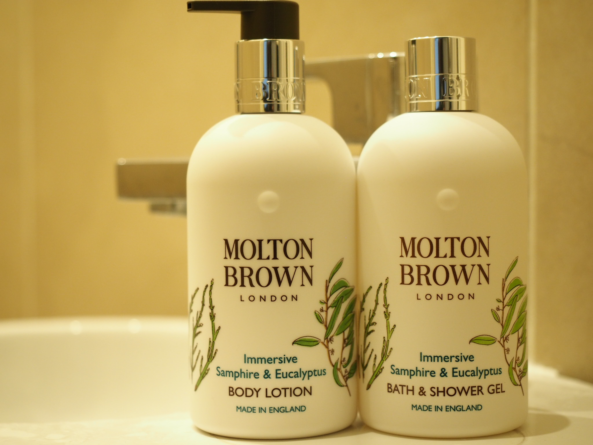 Molton Brown Bath And Shower Embrace The Sea With The Molton Brown Seabourne Collection