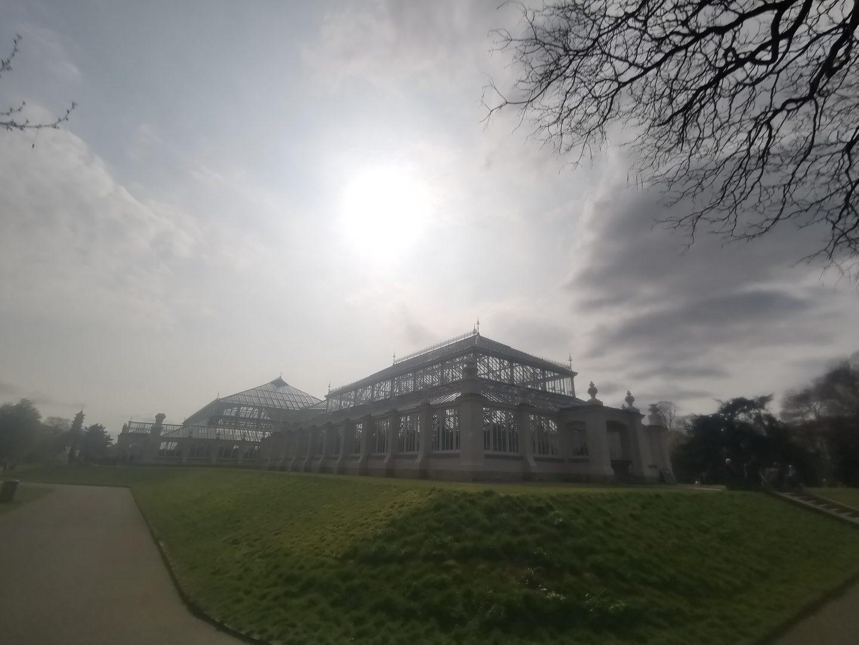 Kew Garden Victorian Glasshouse