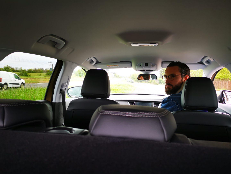 Callum Watt car blogger Vauxhall GrandlandX