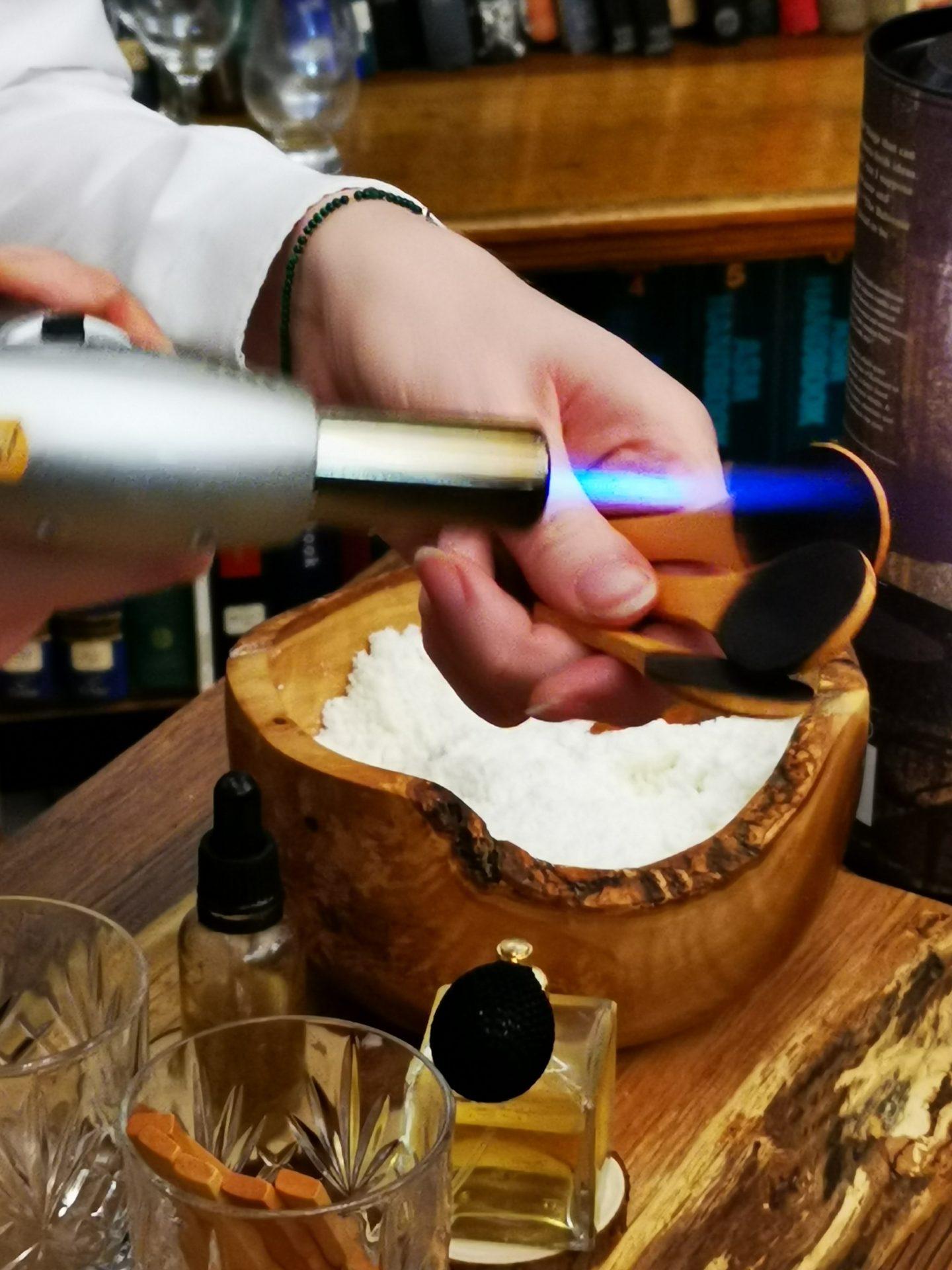 Balvenie whisky experience