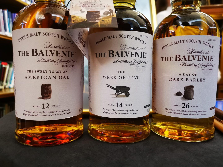 Balvenie Stories whisky