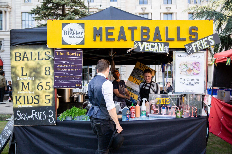 Festibowl street food