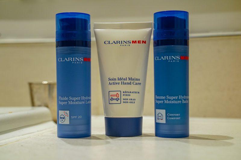 Clarins Men Winter Skincare for the Season