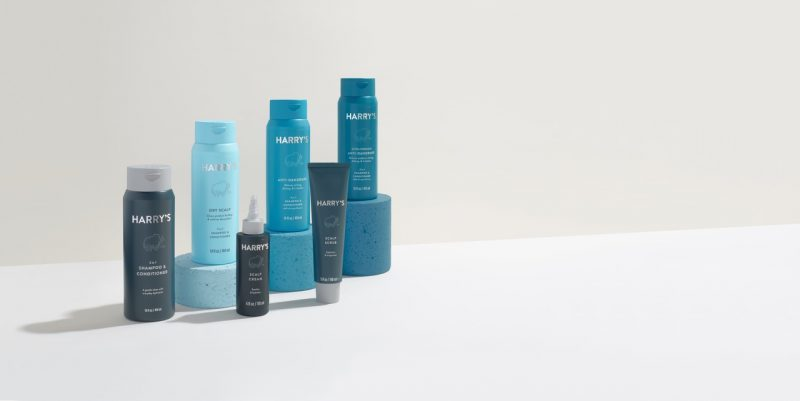 Harry's Releases a hair & Scalp Range
