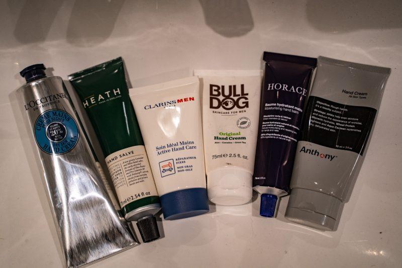 Top Hand Creams for Men