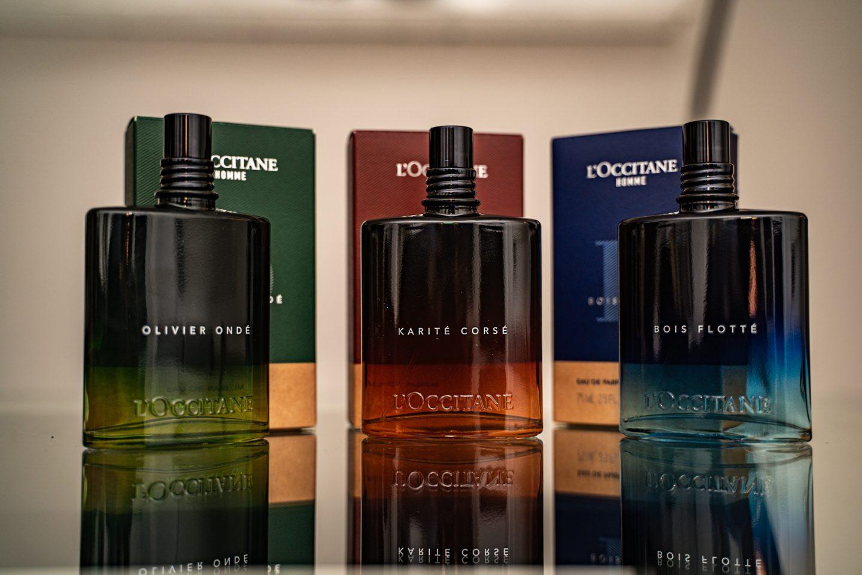 L'Occitane Homme Collection