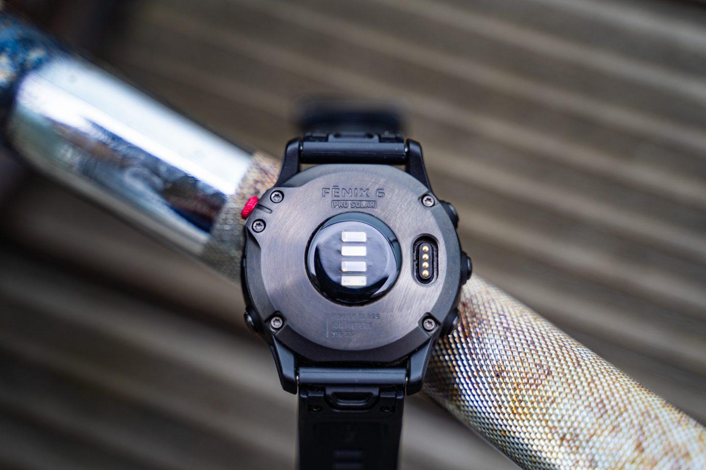 Ceramic Sensor on the Fenix 6