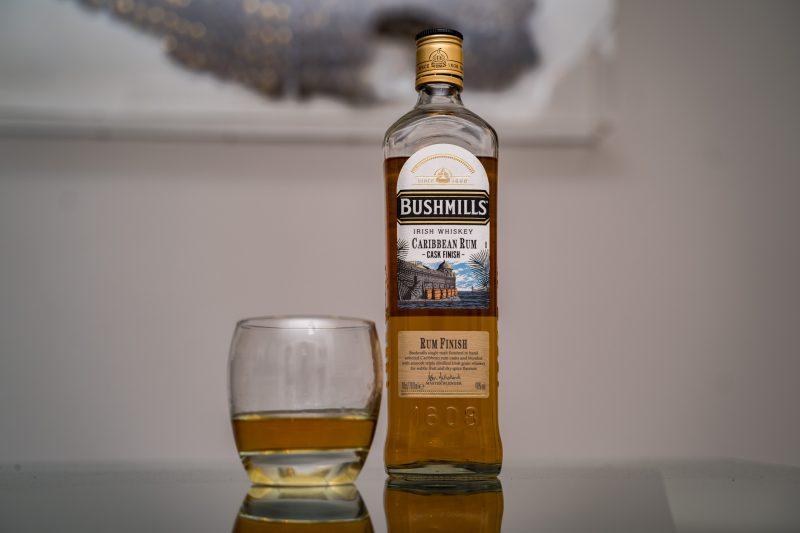 Bushmills Caribbean Rum Whiskey Taste Test