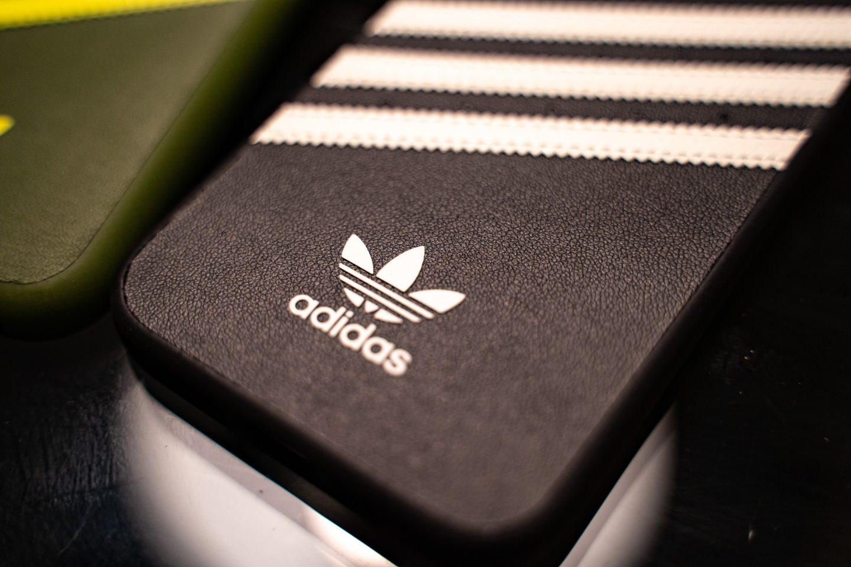 Adidas originals case logo