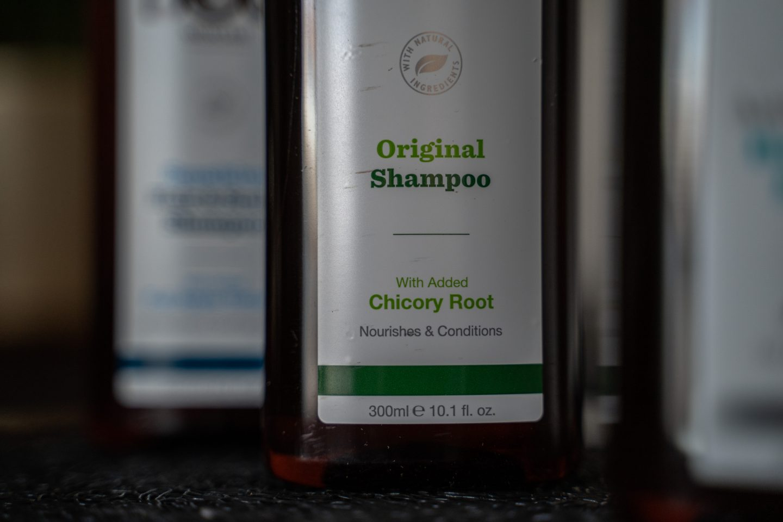 Bulldog original shampoo