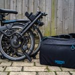 Brompton E-bike-setup