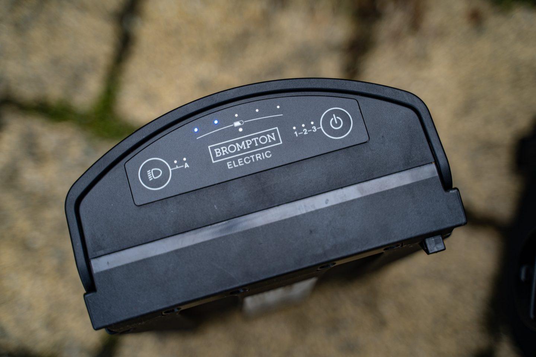 Brompton E-bike battery