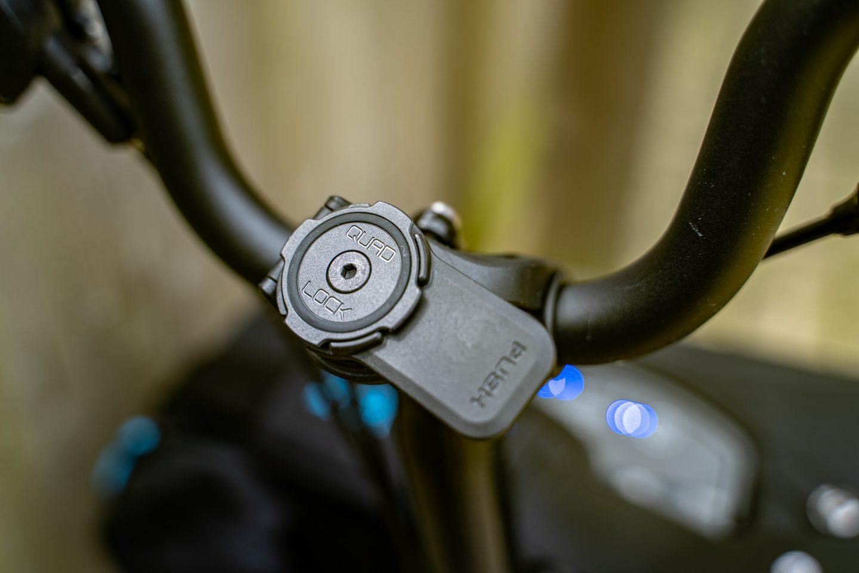 Brompton quad lock