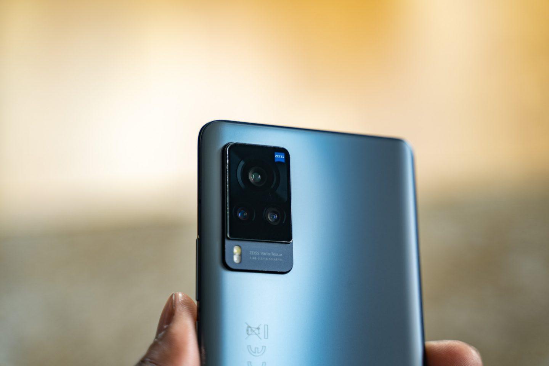 X60 Pro camera rear